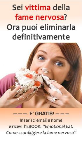 fame emozionale-dimagrire con gusto